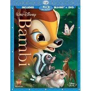 BLU-RAY MOVIE Blu-Ray BAMBI DIAMOND EDITION