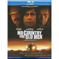 NO COUNTRY FOR OLD MEN BLU-RAY ACTION MOVIE