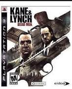 SONY Sony PlayStation 3 Game KANE AND LYNCH DEAD MEN