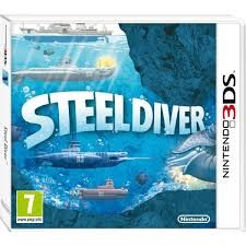 NINTENDO Nintendo 3DS Game STEELDIVER 3DS