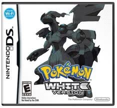 NINTENDO Nintendo DS Game POKEMON WHITE VERSION