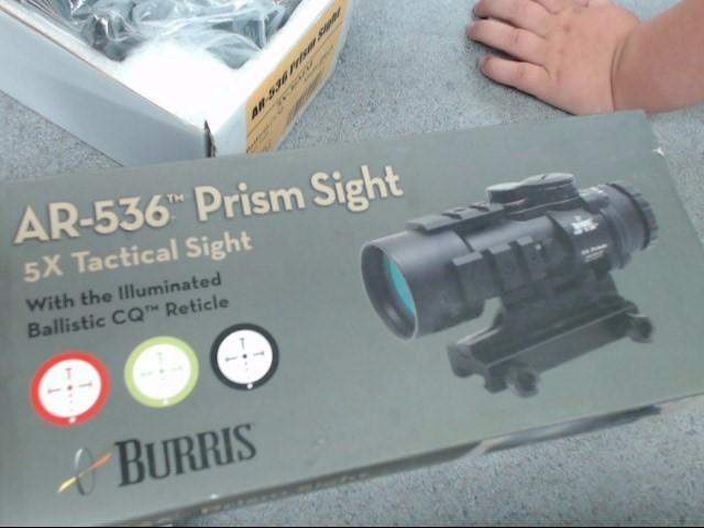 BURRIS Firearm Scope AR-536 Prism Sight