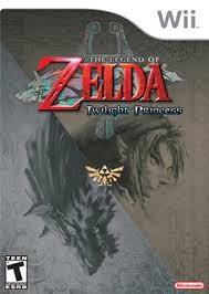 NINTENDO Nintendo Wii Game ZELDA TWILIGHT PRINCESS