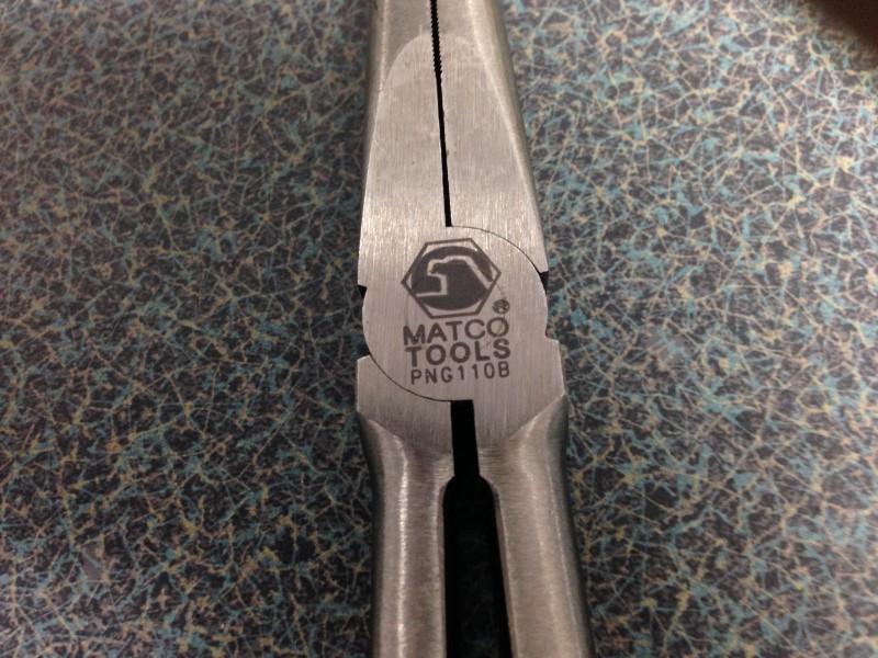MATCO TOOLS Pliers PNG110B