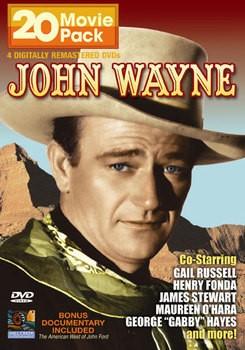 DVD MOVIE DVD JOHN WAYNE 20 MOVIE PACK