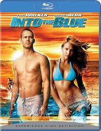 BLU-RAY MOVIE Blu-Ray INTO THE BLUE