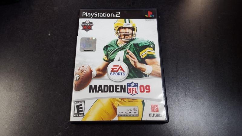SONY Sony PlayStation 3 MADDEN NFL 09