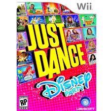 NINTENDO Nintendo Wii Game JUST DANCE DISNEY PARTY