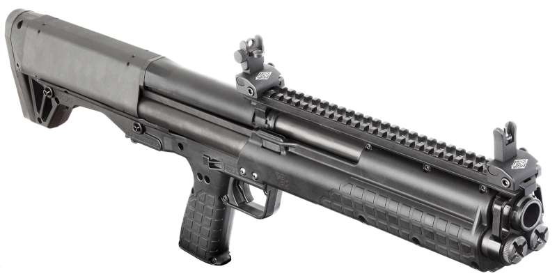 KEL TEC SHOTGUN KSG 12 GA