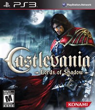 SONY PLAYSTATION 3 CASTLEVANIA LORDS OF SHADOW PS3