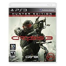 SONY Sony PlayStation 3 Game CRYSIS 3 HUNTER EDITION