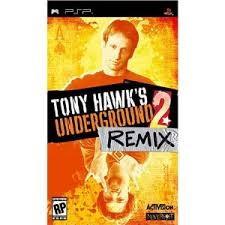 SONY Sony PSP Game TONY HAWKS UNDERGROUND 2: REMIX PSP (2005)