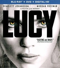 BLU-RAY MOVIE Blu-Ray LUCY