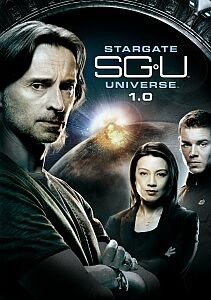 DVD MOVIE DVD STARGATE SGU UNIVERSE 1.0