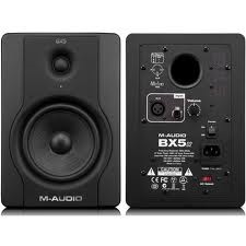 M AUDIO Monitor/Speakers BX5 D2