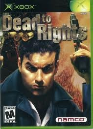 MICROSOFT Microsoft XBOX Game DEAD TO RIGHTS