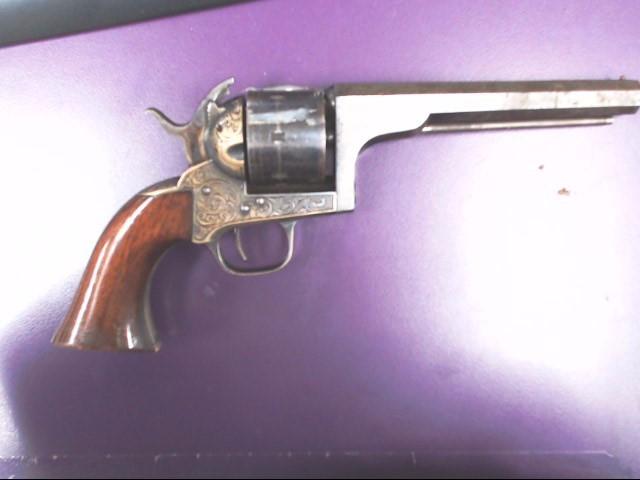 D MOORE 1860 RIMFIRE .32 REVOLVER