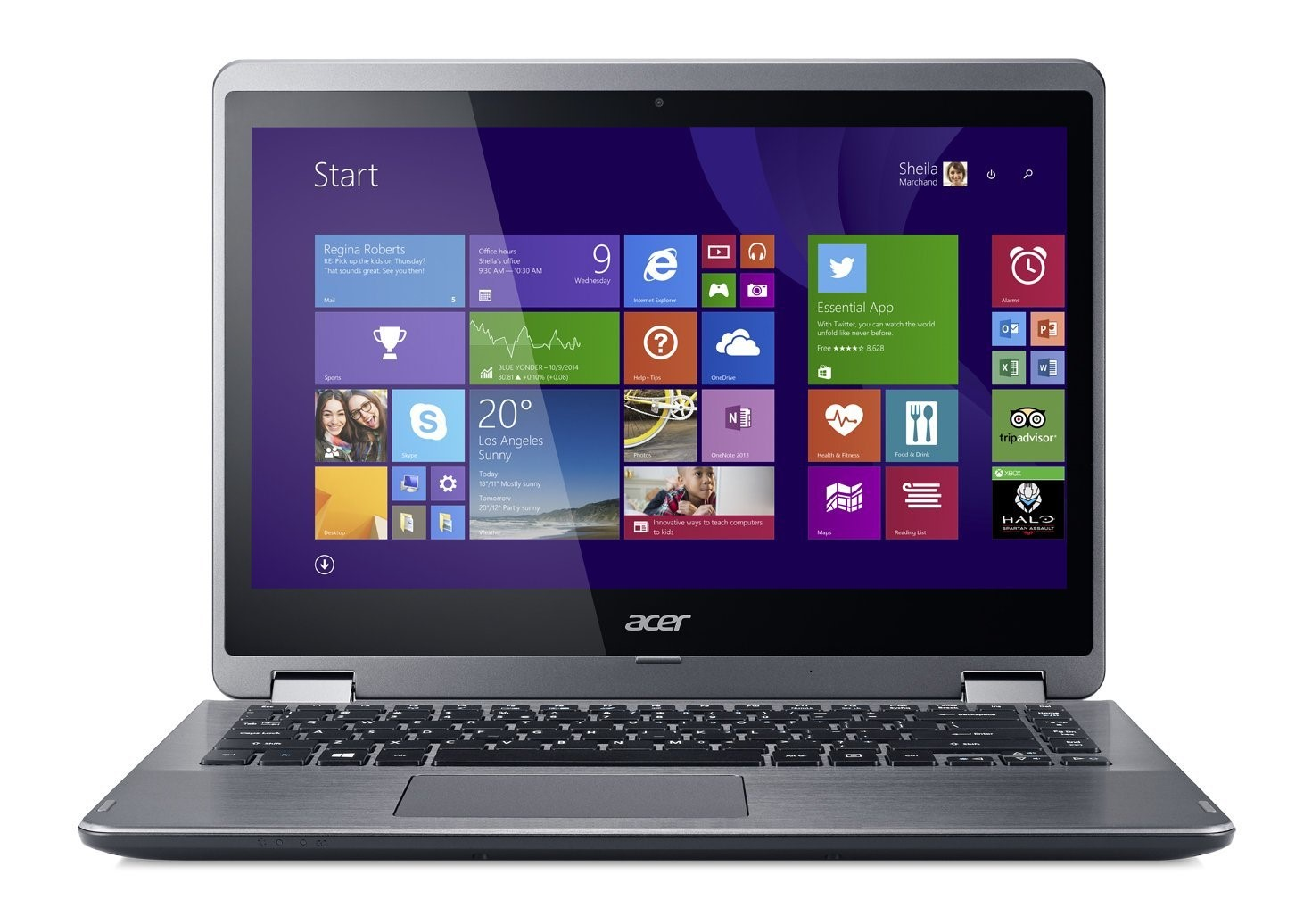 ACER Laptop/Netbook ASPIRE R3 N15W5