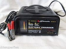 SCHUMACHER Battery/Charger BATTERY CHARGER SE.82-6