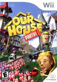NINTENDO Nintendo Wii Game OUR HOUSE PARTY