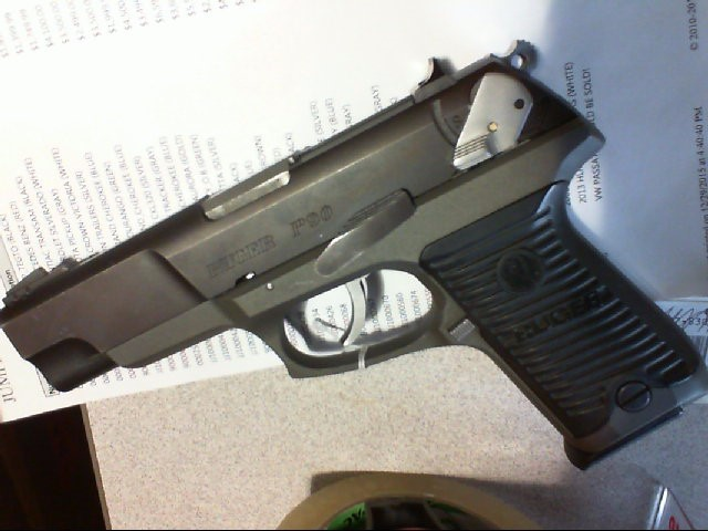 RUGER Pistol P90 45ACP