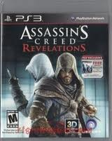 SONY Sony PlayStation 3 Game ASSASINS CREED REVELATIONS