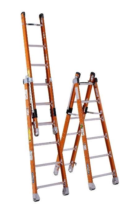WERNER LADDER Ladder 7807