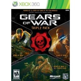 XBOX 360 GEARS OF WAR TRIPLE PACK