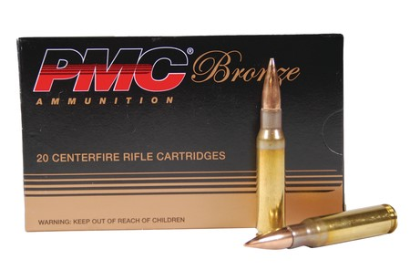 PMC AMMUNITION Ammunition 223 REMINGTON 55GR. FMJ-BT