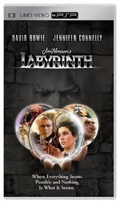SONY UMD LABYRINTH PSP