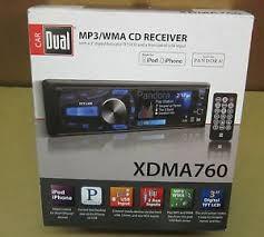 DUAL ELECTRONICS Car Audio XDMA760