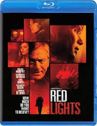 RED LIGHTS, ACTION BLU-RAY MOVIE