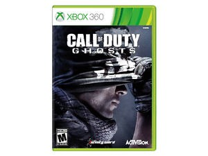 MICROSOFT Microsoft XBOX 360 Game CALL OF DUTY GHOSTS - XBOX 360
