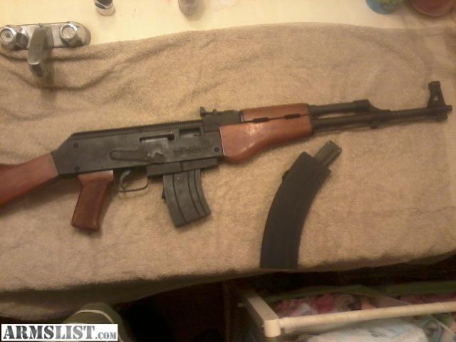 ARMSCOR Rifle AK47/22