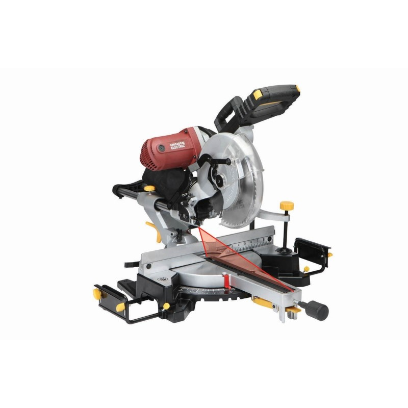 CHICAGO ELECTRIC Miter Saw 69684