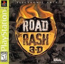 SONY Sony PlayStation ROAD RASH 3D