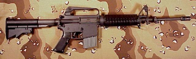 COLT Rifle AR-15 A2 SPORTER II