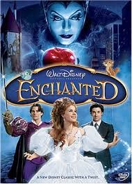 BLU-RAY MOVIE Blu-Ray ENCHANTED