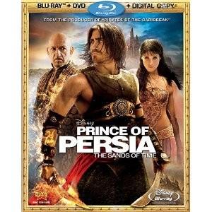 BLU-RAY MOVIE  PRINCE OF PERSIA