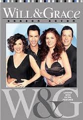 DVD BOX SET DVD WILL AND GRACE SEASON 7