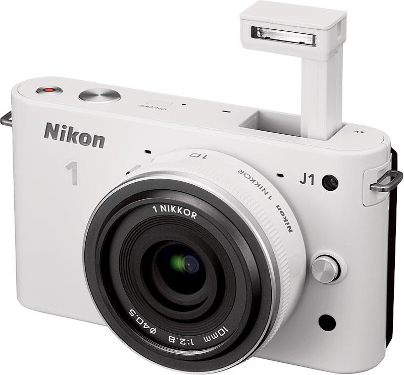 NIKON Digital Camera NIKON 1 J1
