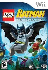 NINTENDO Nintendo Wii Game LEGO BATMAN WII