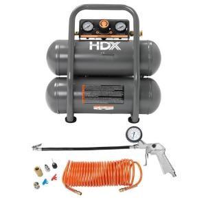 HDX Air Compressor 947282