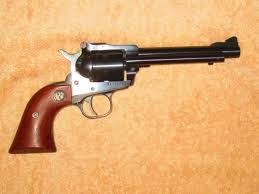 RUGER Revolver SINGLE SIX .22CAL