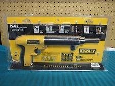DEWALT Nailer/Stapler P2201