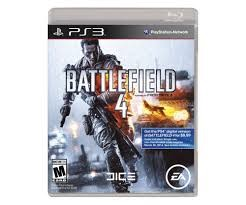 SONY Sony PlayStation 3 Game BATTLEFIELD 4