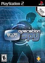 SONY Sony PlayStation 2 EYE TOY OPERATION SPY