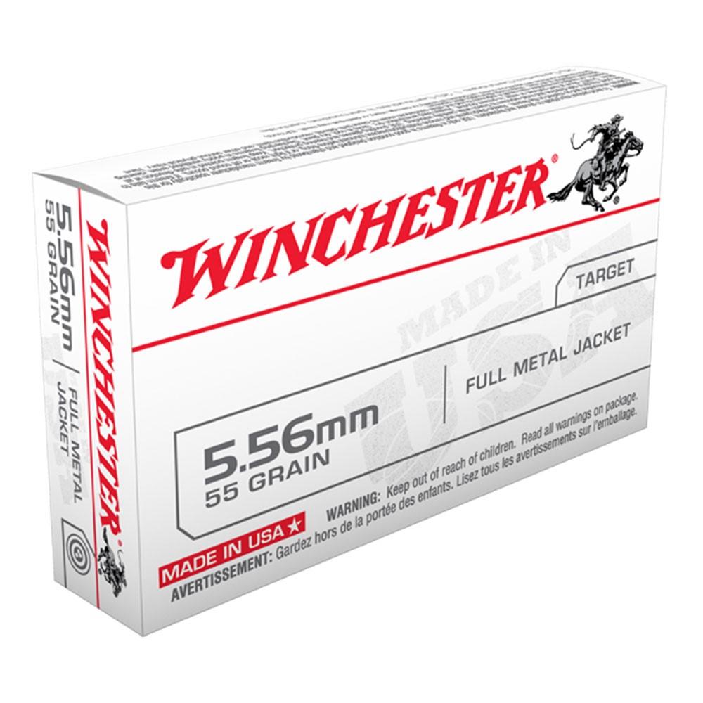 WINCHESTER Ammunition 556 AMMO