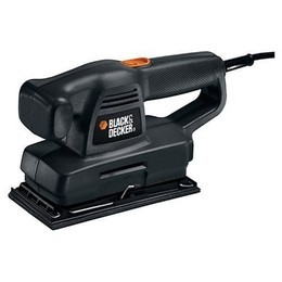BLACK&DECKER Vibration Sander 7448 FINISHING