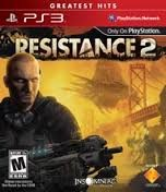 SONY PlayStation 3 Game RESISTANCE 2